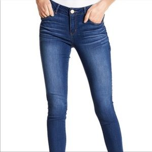 Democracy Freedom Ankle Skimmer Jeans